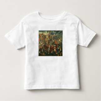 The Taking of Constantinople (oil on canvas) Toddler T-shirt
