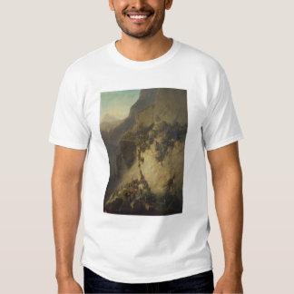 The Taking of Fort Fautuhua, Tahiti Tee Shirt