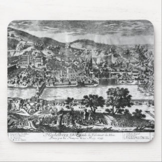 The taking of Heidelberg on 22th May 1693 Mouse Pad