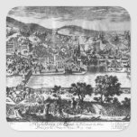 The taking of Heidelberg on 22th May 1693 Stickers