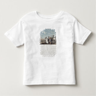 The taking of La Rochelle from the Protestants, 16 Toddler T-shirt