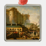 The Taking of the Bastille, 14 July 1789 Christmas Ornaments