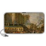 The Taking of the Bastille, 14 July 1789 Laptop Speaker