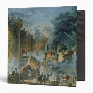 The Taking of the Bastille, 14th July 1789 3 Ring Binder