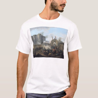 The Taking of the Bastille, 14th July 1789 T-Shirt