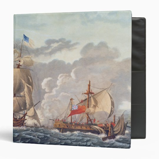 The Taking of the English Vessel 'The Java' Binder
