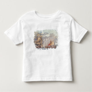 The Taking of the English Vessel 'The Java' Tee Shirt