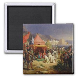The Taking of Tripoli, April 1102, 1842 Magnet