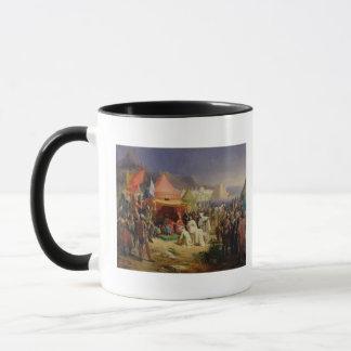 The Taking of Tripoli, April 1102, 1842 Mug
