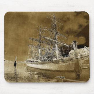 The Tall Ship ...Elissa  Mousepad
