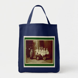 The Tally Ho Tote Bag