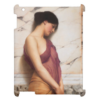 The Tambourine Girl by John William Godward Case For The iPad