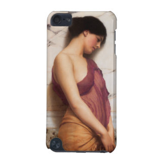 The Tambourine Girl by John William Godward iPod Touch (5th Generation) Case