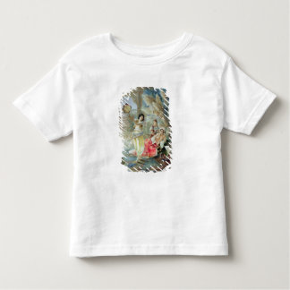 The Tambourine (w/c on paper) Toddler T-shirt