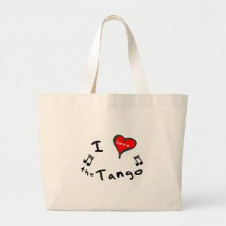 the Tango Gifts - I Heart the Tango Tote Bag