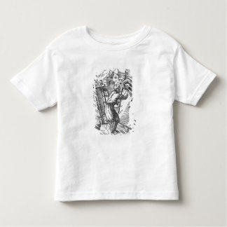 The tanner toddler t-shirt