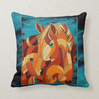 The Tao of Clarity Horse Pillow