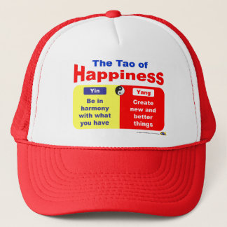 The Tao of Happiness Trucker Hat