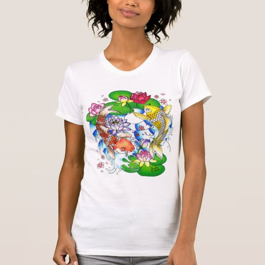 The Tao of Koi T-Shirt