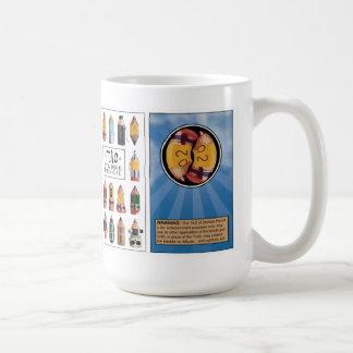 The Tao of Stubbie Pencil Mug #4