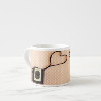 the tape recorder cute mug