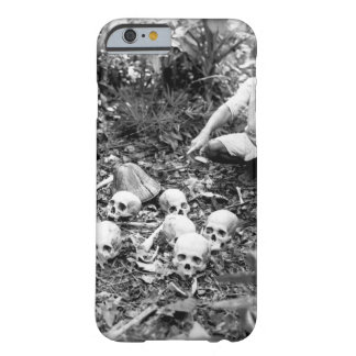 The Tapel Massacre on 1 July 1945_War Image Barely There iPhone 6 Case