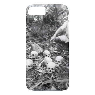The Tapel Massacre on 1 July 1945_War Image iPhone 8/7 Case
