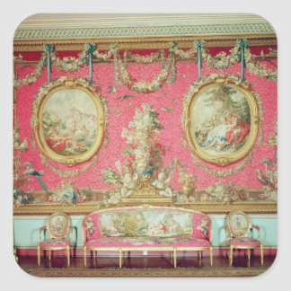 The Tapestry Room, c.1763 Square Sticker