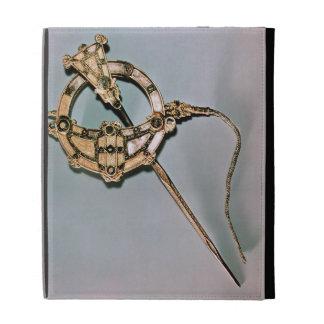 The Tara Brooch, from Bettystown, County Meath (ca iPad Case