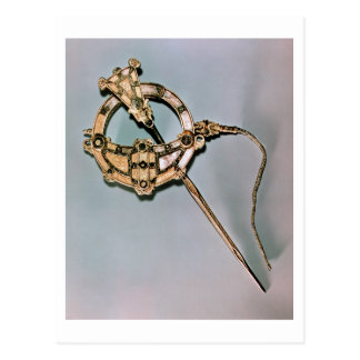 The Tara Brooch, from Bettystown, County Meath (ca Postcard