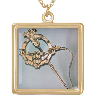 The Tara Brooch, from Bettystown, County Meath (ca Square Pendant Necklace