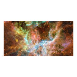 The Tarantula Nebula 30 Doradus NGC 2070 Card