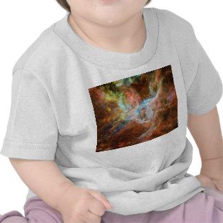 The Tarantula Nebula 30 Doradus NGC 2070 Tee Shirts