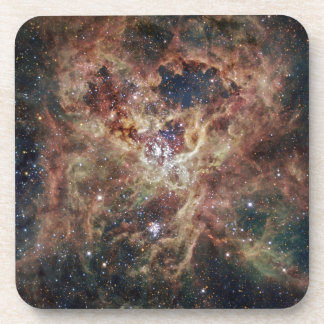 The Tarantula Nebula Drink Coaster