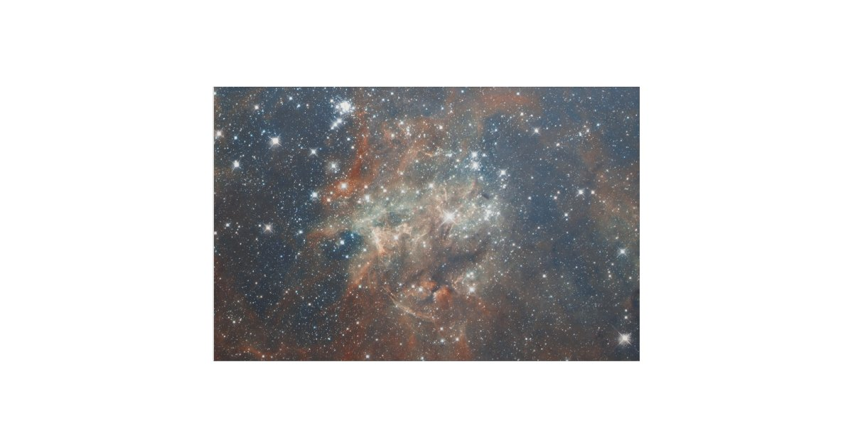 The tarantula nebula fabric for Nebula material