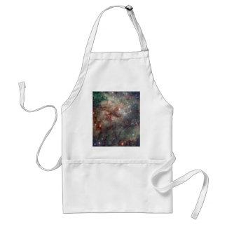 The Tarantula Nebula - Frame 2 Adult Apron