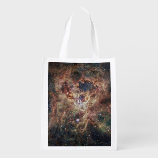 The Tarantula Nebula Grocery Bag