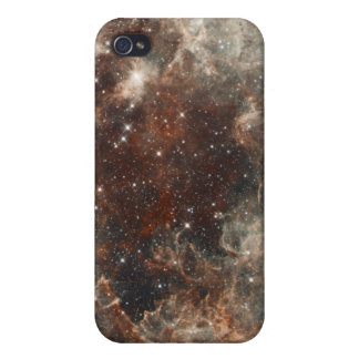 The Tarantula Nebula in the Large Magellanic Cloud Covers For iPhone 4