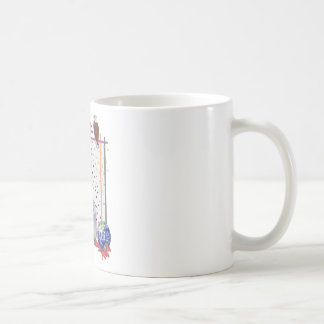 The Tarot Emporer Coffee Mug