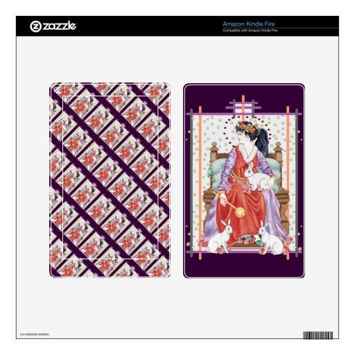 The Tarot Empress Kindle Fire Skins