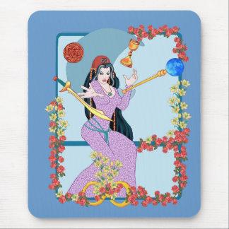 The Tarot Magician Mouse Pad