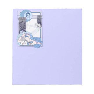 The Tarot Moon Memo Notepads