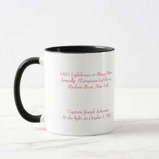 The Tarrytown Lighthouse Mug - 2