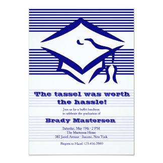 The Tassel Graduation Invitation
