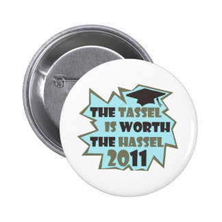 The Tassel is Worth the Hassel Button