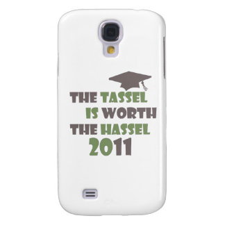 The Tassel is Worth the Hassel Galaxy S4 Case