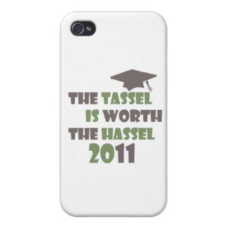 The Tassel is Worth the Hassel iPhone 4 Cases