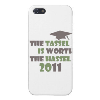 The Tassel is Worth the Hassel iPhone 5/5S Cases