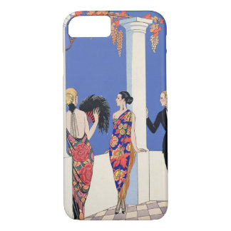 The Taste of Shawls, 1922 (pochoir ) iPhone 7 Case