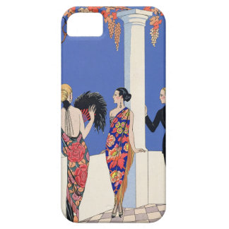The Taste of Shawls, 1922 (pochoir print) iPhone SE/5/5s Case